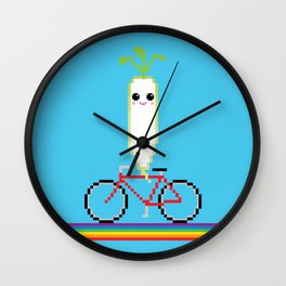 Daikon Bike Wall Clock