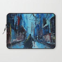 On The Street Laptop Sleeve
