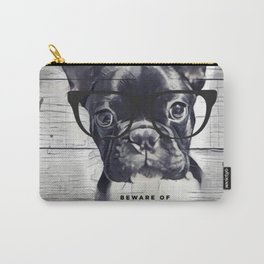 Beware of Cuteness Carry-All Pouch