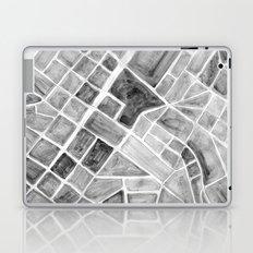 city plan Laptop & iPad Skin
