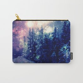 Galaxy Forest : Deep Pastels Carry-All Pouch