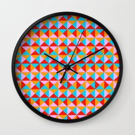 Optical 1 Wall Clock