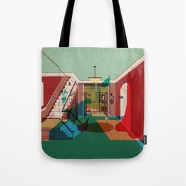 Room For Rent Tote Bag