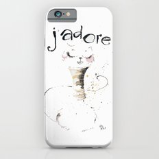 J`adore cat Slim Case iPhone 6s