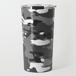 Military Camouflage: Urban II Travel Mug