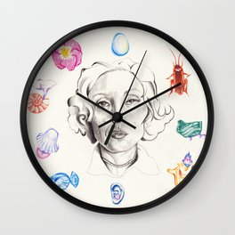 Clarice Wall Clock