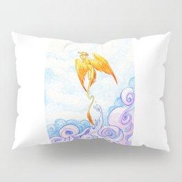 Dragon Flies Pillow Sham