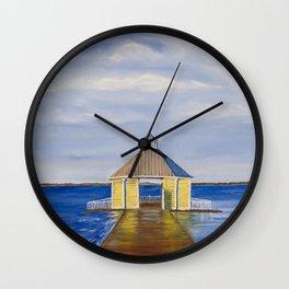 Chesapeake Bay Wall Clock