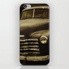 Souls Like the Wheels iPhone & iPod Skin