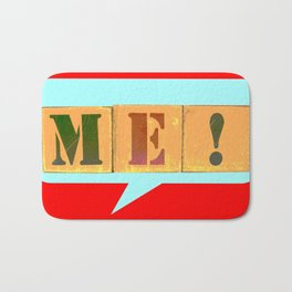 Say Me! Bath Mat