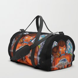Birth of Earth Duffle Bag