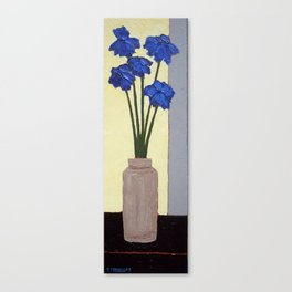 Japanese Iris Canvas Print
