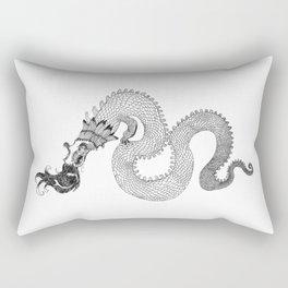 Entree the Dragon Rectangular Pillow
