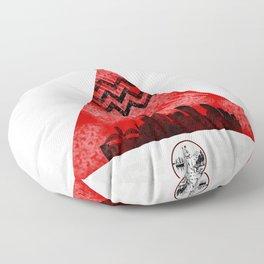 Rose City Floor Pillow