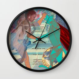 The Fight for Equality - Summer 2020 Wall Clock