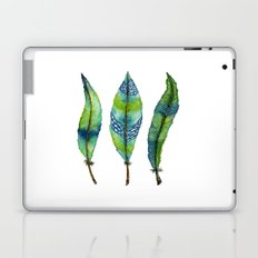 Mystic Sea Feather Trio Laptop & iPad Skin