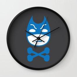 Official Stuff By Rabassa Logo Wall Clock