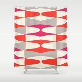 Zaha Type Shower Curtain