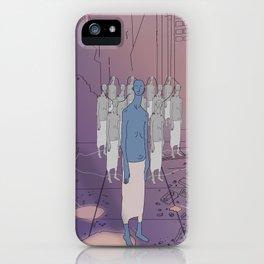 new world iPhone Case