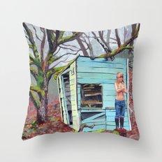 Lewiston Biltmore Throw Pillow