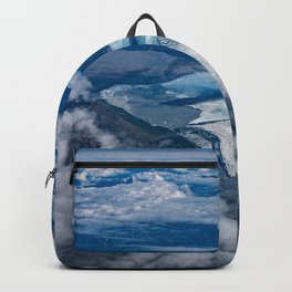 Aerial Glacier Five - Alaska Backpack
