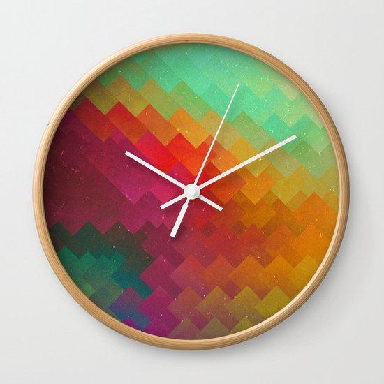 pyky Wall Clock