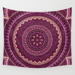 Hippie mandala 39 Wall Tapestry