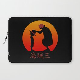 The Pirate King Laptop Sleeve
