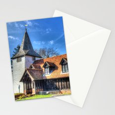Greensted Church Ongar Stationery Cards
