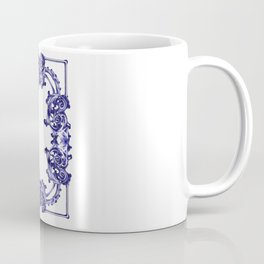 damask patern Coffee Mug