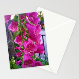 Lovely Pink Flowers 1 Stationery Cards