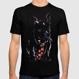 FRENCH BULLDOG BOSS T-shirt