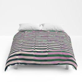 leaf stripe Comforters