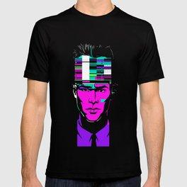 mnemonic_data_overload_ T-shirt