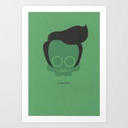 skuladour Art Print