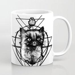 Spino Berlino - Little Cat - Black Kitten Coffee Mug