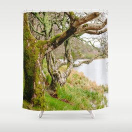 Connemara Magic Shower Curtain