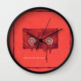 Videodrome Wall Clock