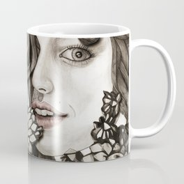 floral greetings Coffee Mug