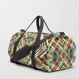 Tribal Abstracts 3 Duffle Bag