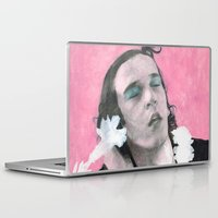 1975 Laptop & iPad Skins featuring //LOVE ME// by Jethro Lacson