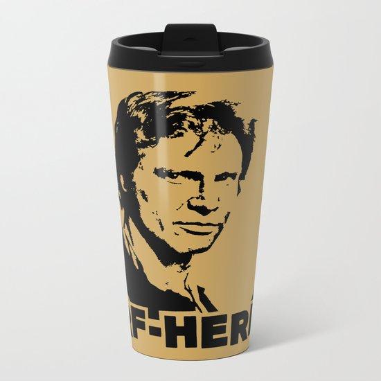 Nerf Herder  |  Han Metal Travel Mug