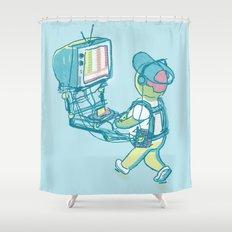 Useless Shower Curtain