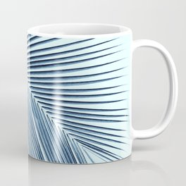 Palm leaf - oceanic Coffee Mug