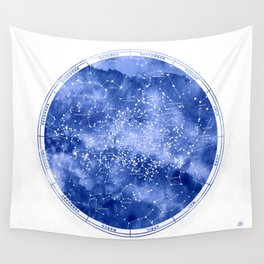 Southern Stars Wall Tapestry