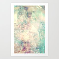 Vanity - for iphone Art Print