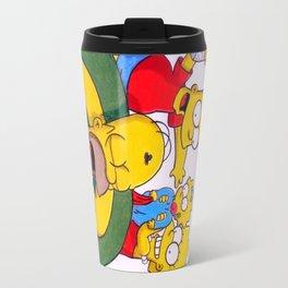 Simpsons Travel Mug