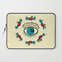 SEE LOVE IN THE AIR Laptop Sleeve