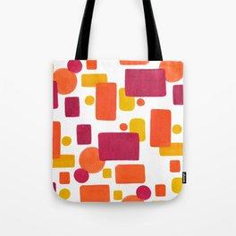 Colorplay No. 1 Tote Bag