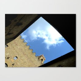 A Dungeon in Florence, Italy Canvas Print